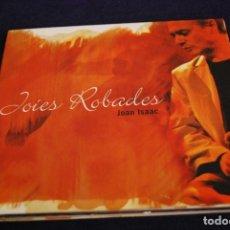 CDs de Música: JOAN ISAAC JOIES ROBADES DIGIPACK. Lote 179083525