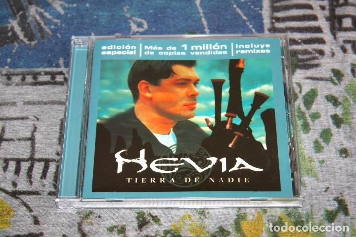 HEVIA - TIERRA DE NADIE - EDICIÓN ESPECIAL - HISPAVOX - 7243 5 25482 2 4 - CD (Música - CD's World Music)