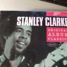 CDs de Música: STANLEY CLARKE – ORIGINAL ALBUM CLASSICS (CAJA DE 5 CDS). Lote 179087950