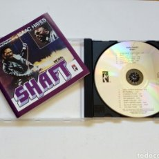 CDs de Música: ISAAC HAYES - SHAFT B.S.O. (STAX) - BANDA SONORA DEL FILM -. Lote 179087715