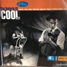 CDs de Música: THE REBIRTH OF COOL TOO (CD, COMP) (4TH & BROADWAY, ISLAND RECORDS) BRCD 582. Lote 179088902