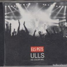 CDs de Música: ELS PETS CD SINGLE ULLS DE COLOR MEL / S'HA ACABAT 1995. Lote 179090367