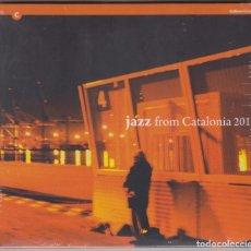 CDs de Música: JAZZ FROM CATALONIA 2011 CD AGUSTÍ FERNÁNDEZ MUT RIO BARRY GUY (PRECINTADO). Lote 179090943