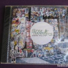 CDs de Música: ORQUESTA TÍPICA FERVOR DE BUENOS AIRES CD PRECINTADO 2006 - QUIÉN SOS - NUEVO TANGO ARGENTINA. Lote 179091845