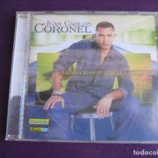 CDs de Música: JUAN CARLOS CORONEL CD FONOMUSIC - DISCOS FUENTES PRECINTADO 2002 - GUARACHANDO - CUMBIA SALSA ETC. Lote 179092092