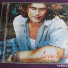 CDs de Música: CARLOS VIVES CD VIRGIN 1999 - EL AMOR DE MI TIERRA - COLOMBIA CUMBIA RUMBA - MUY POCO USO. Lote 179092948