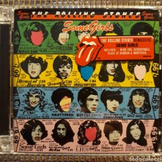 CDs de Música: THE ROLLING STONES : SOME GIRLS. Lote 179100261