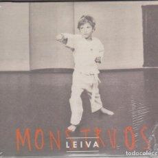 CDs de Música: LEIVA CD MONSTRUOS 2016 (PRECINTADO) DIGIPACK. Lote 179113828