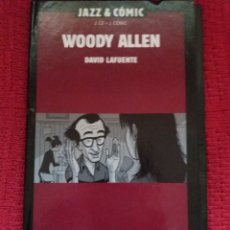 CDs de Música: JAZZ & CÓMIC-WOODY ALLEN-. Lote 179115050