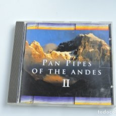 CDs de Música: PAN PIPES OF THE ANDES II CD . Lote 179129163