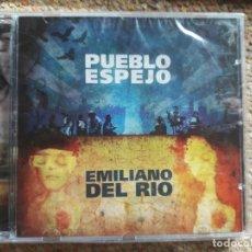 CDs de Música: EMILIANO DEL RIO , PUEBLO ESPEJO , CD 2011 NUEVO PRECINTADO. . Lote 179140786
