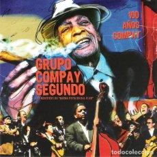 CDs de Música: COMPAY SEGUNDO Y SU GRUPO – 100 AÑOS COMPAY - NUEVO Y PRECINTADO. Lote 179156228