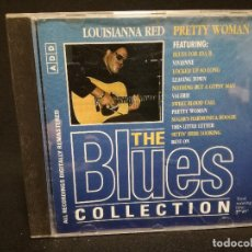 CDs de Música: CD - LOUISIANA RED - TRETTY WOMAN - THE BLUES COLLECTION Nº 81. Lote 179183613