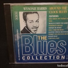 CDs de Música: CD - WYNONIE HARRIS - AROUND THE CLOCK BLUES - THE BLUES COLLECTION Nº 90. Lote 179184055