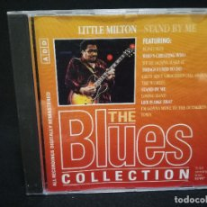 CDs de Música: CD - LITTLE MILTON - STAND BY ME - THE BLUES COLLECTION Nº 48. Lote 179184756