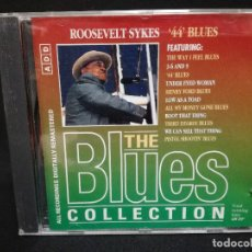 CDs de Música: CD - ROOSEVELT SYKES - 44 BLUES - THE BLUES COLLECTION Nº 46. Lote 179185340