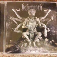 CDs de Música: BEHEMOTH , THE APOSTASY , CD RUSSIA ESTADO IMPECABLE . Lote 179191736