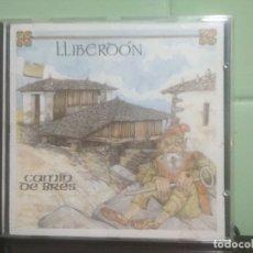 CDs de Música: CD LLIBERDON - CAMIN DE BRES - 14 TRACKS - DANZA LA PORTALINA - EL COHETE ASTURIAS. Lote 179194335
