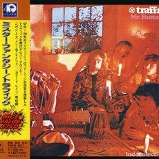 CDs de Música: TRAFFIC - MR. FANTASY ( JAPAN IMPORT ). Lote 179198356