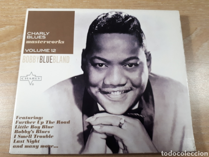 CHARLY BLUES BOBBY BLUE BLAND (Música - CD's Jazz, Blues, Soul y Gospel)