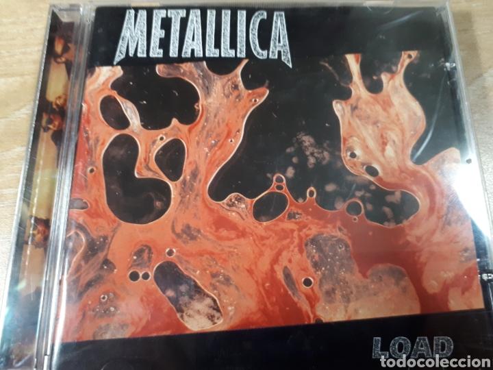 METALLICA LOAD (Música - CD's Rock)