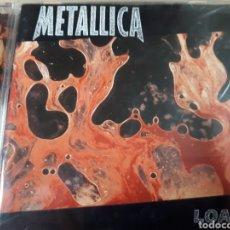 CDs de Música: METALLICA LOAD. Lote 179202712
