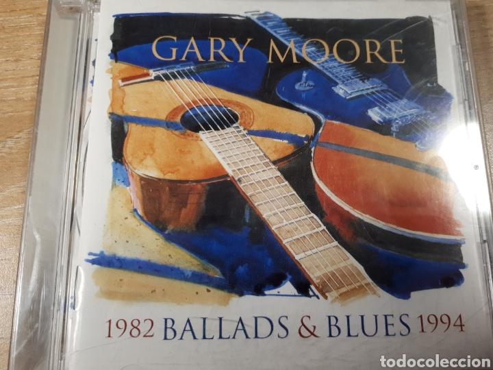 GARY MOORE 1982 BALLADS AND BLUES 1994 (Música - CD's Rock)