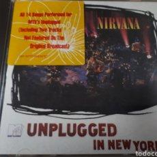 CDs de Música: NIRVANA UNPLUGGED IN NEW YORK. Lote 179203347