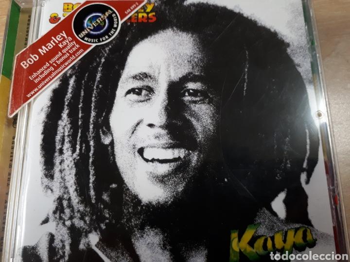 BOB MARLEY KAYA (Música - CD's Rock)