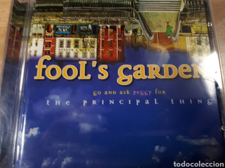 FOOLS GARDEN THE PRINCIPAL THING (Música - CD's Rock)