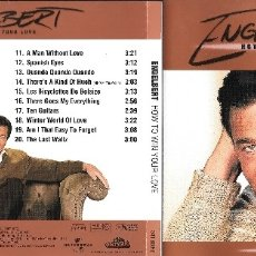 CDs de Música: ENGELBERT HUMPERDINCK - HOW TO WIN YOUR LOVE. Lote 179204061