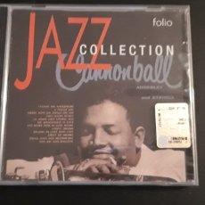 CDs de Música: I CD . JAZZ COLLECTION ** . CANNONBALL. ADDERLEY AND STRINGS. ** FOLIO PRECINTADO O. Lote 179206838