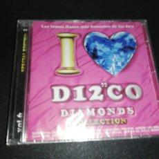 CDs de Música: I LOVE DISCO, DIAMONDS COLLECTION VOL. 6. Lote 179208103