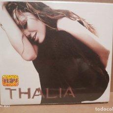 CDs de Música: THALÍA / PROMOCIONAL ENTREVISTA +DISCO PRECINTADO. Lote 179214990