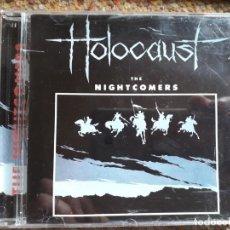 CDs de Música: HOLOCAUST , THE NIGHTCOMERS , CD 1999 PROMO , PERFECTO ESTADO . Lote 179217670
