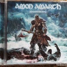 CDs de Música: AMON AMARTH , JOMSVIKING , CD 2016 PERFECTO ESTADO . Lote 179219590