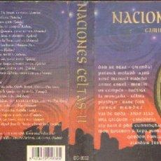 CDs de Música: NACIONES CELTAS II. CAMINO DE LAS ESTRELLAS. VV.AA. CD-DOBLE-425. Lote 179222337