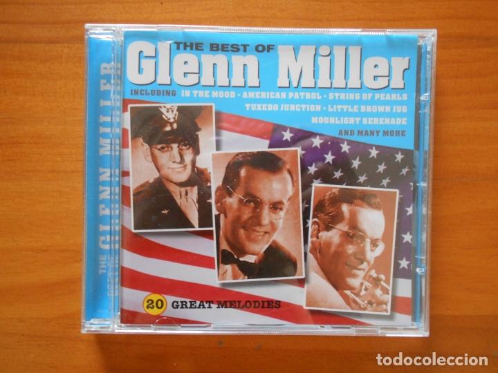 CD THE BEST OF GLENN MILLER (T3) (Música - CD's Jazz, Blues, Soul y Gospel)