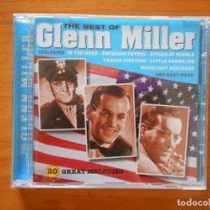 CDs de Música: CD THE BEST OF GLENN MILLER (T3). Lote 179222652