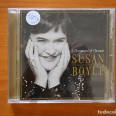 CDs de Música: CD SUSAN BOYLE - I DREAMED A DREAM (T3). Lote 179222725