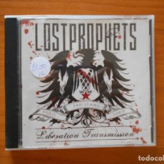 CDs de Música: CD LOSTPROPHETS - LIBERATION TRANSMISSION (W3). Lote 179222906
