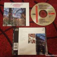 CDs de Música: CARAVELLI ET SON GRAND ORCHESTRE ** THE BEST OF ** CD ORIGINAL HOLANDA. Lote 179222968