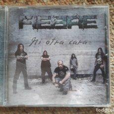 CDs de Música: FIEBRE , MI OTRA CARA , CD 2014 , HARD ROCK NACIONAL, ESTADO IMPECABLE . Lote 179223076