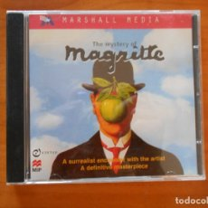 CDs de Música: CD-ROM THE MYSTERY OF MAGRITTE (Ñ5). Lote 179230776