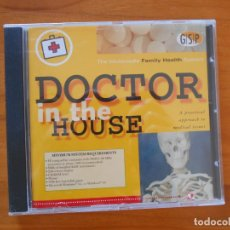CDs de Música: CD-ROM DOCTOR IN THE HOUSE - A PRACTICAL APPROACH TO MEDICAL ISSUES (G5). Lote 179231453