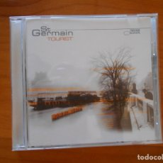 CDs de Música: CD ST GERMAIN - TOURIST (ER). Lote 179237167