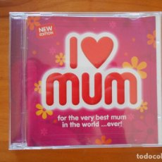 CDs de Música: CD I LOVE MUM (EV) . Lote 179237848