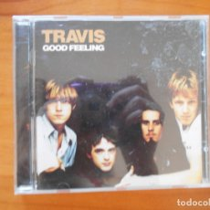 CDs de Música: CD TRAVIS - GOOD FEELING (FÑ). Lote 179238830