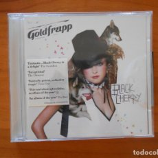 CDs de Música: CD GOLDFRAPP - BLACK CHERRY (FM). Lote 179239458