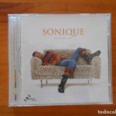CDs de Música: CD SONIQUE - HEAR MY CRY (7Q). Lote 179240287